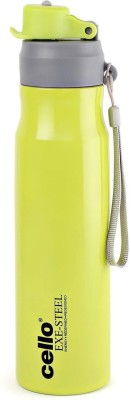Cello Fanta 600 Sipper(Pack of 1, Green)