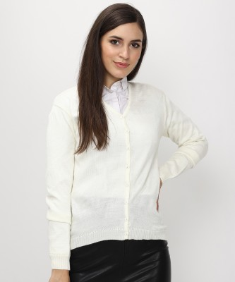 Breil By Fort Collins Women's Button Solid Cardigan