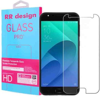 RR Design Tempered Glass Guard for Asus ZenFone 4 Selfie ZB553KL(Pack of 1)