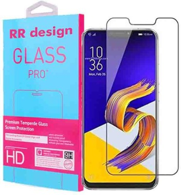 RR Design Tempered Glass Guard for Asus Zenfone 5Z(Pack of 1)
