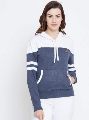 The Dry State Full Sleeve Solid Women's Sweatshirt