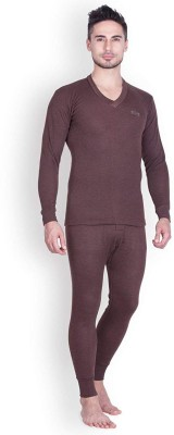 Lux Cottswool Men Top - Pyjama Set Thermal