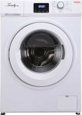 Onida 7.5 kg Fully Automatic Front Load Washing Machine White(F75TW) (Onida)  Buy Online