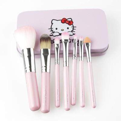 Hello Kitty MAKE UP BRUSH(Pack of 7)