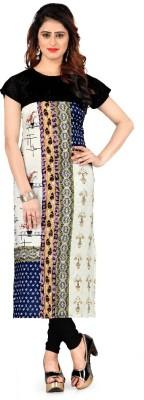 KNKABHA Casual Printed Women Kurti(Multicolor)