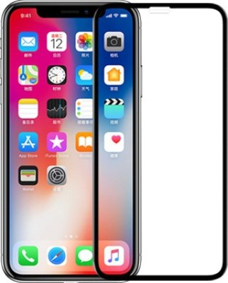 """Nillkin Edge To Edge Tempered Glass for Apple iPhone XS Max (6.5"""" Inch) 3D AP+ Pro(Pack of 1)"""