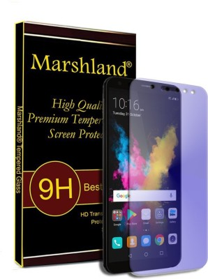 Case Creation Tempered Glass Guard for Oppo A9x (2019) Tempered HD screen Scratch Protector -Blocks Excessive Harmful Blue Light(Pack of 1)