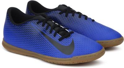 Nike BRAVATA II IC Football Shoes For Men(Blue) 1