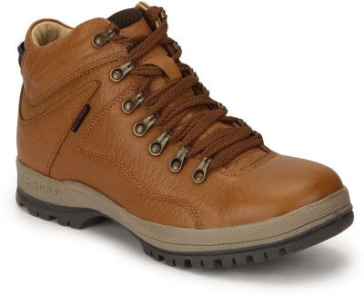Red Chief RC2506 107 Boots For Men(Tan