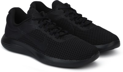 Nike LUNARCONVERGE 2 Running Shoes For Men(Black) 1