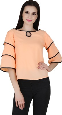 Jollify Casual Full Sleeve Solid Women