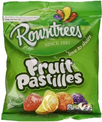 Nestle Rowntrees Fruit Pastilles Fruit Chewing Gum(170 g)
