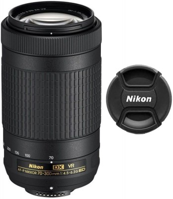 Nikon AF P DX NIKKOR 70   300 mm f/4.5   6.3G ED VR Lens