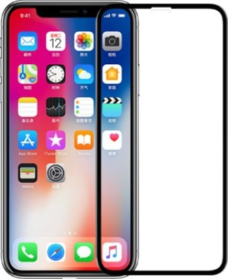 Nillkin Edge To Edge Tempered Glass for Apple iPhone XS(Pack of 1)