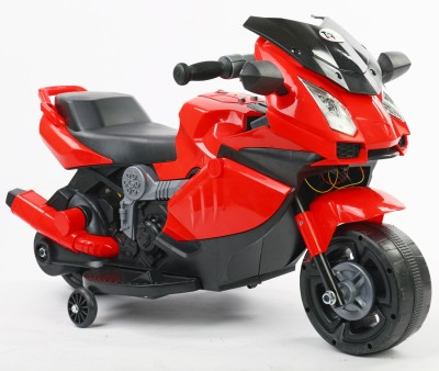 Toy House Mini Lamborghini Super Rechargeable for kids (2 to 4yrs) Bike Battery Operated Ride On(Red) at flipkart