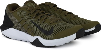 Nike RETALIATION TR 2 Training & Gym Shoes For Men(Green) 1