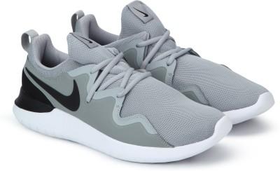 Nike TESSEN Running Shoes For Men(Grey