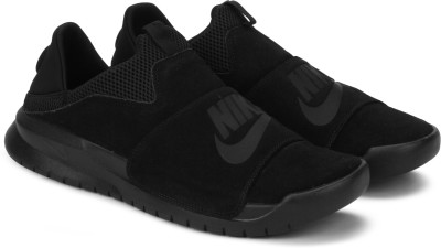 Nike BENASSI SLP Casuals For Men(Black) 1