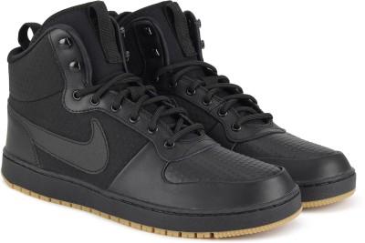 Nike EBERNON MID WINTER Sneakers For Men(Black) 1