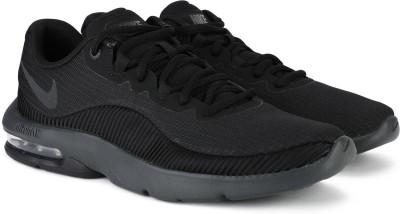 Nike AIR MAX ADVANTAGE 2 Running Shoes For Men(Black) 1