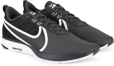 Nike ZOOM STRIKE 2 Running Shoes For Men(Black) 1