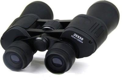 S.N.G Power View 20 x 50 Magnification Binoculars (50 mm, Black) 4 Binoculars(50 , Black)