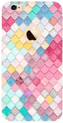 PR SMART Back Cover for Apple iPhone 6s Multicolor