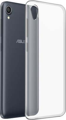 Flipkart SmartBuy Back Cover for Asus Zenfone Lite L1(Transparent, Grip Case, Flexible Case)