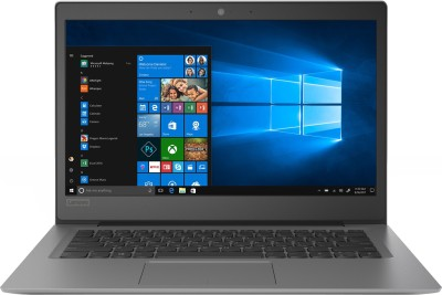 Lenovo Ideapad 120s Pentium Quad Core – (4 GB/128 GB SSD/Windows 10 Home) 120S-14IAP Thin and Light Laptop(14 inch, Mineral Grey, 1.44 kg)