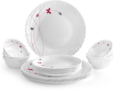 From ₹1,099 Dinner sets Laopala, Larah by Borosil & more