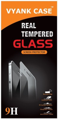 VYANK CASE Tempered Glass Guard for HTC One M8
