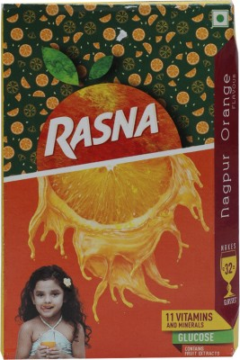 Rasna Nagpur Orange (32 Glasses)(25 ml, 20 g)