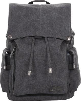 Portronics 15.6 inch Laptop Messenger Bag(Black)
