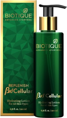 BIOTIQUE Bio BXL Cellular Hydrating Lotion(200 ml)