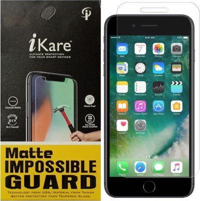 iKare Impossible Screen Guard for Apple iPhone 7 Plus(Pack of 1)