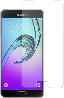 Bizone Tempered Glass Guard for Samsung Galaxy A5 (2016) Pack Of 1(Pack of 1)
