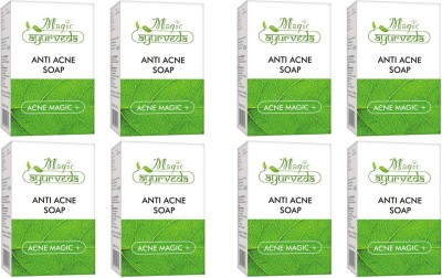 Nature's Essence anti acne soap 25 g (pack of 8)(200 g)