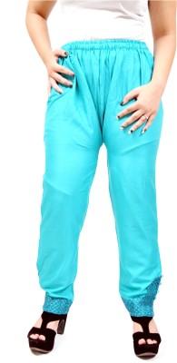 BARAKAT Regular Fit Women Light Blue Trousers
