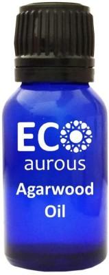 Eco Aurous Agarwood Oil (Oud Oil) 100% Natural, Organic, Vegan & Cruelty Free Essential Oil(250 ml)