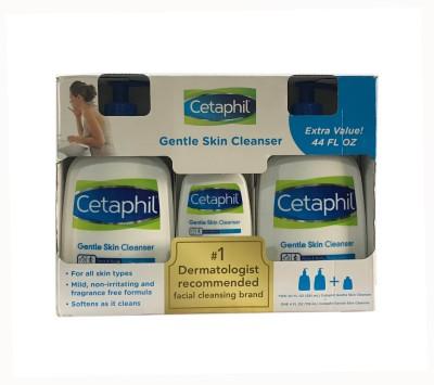 Cetaphil Gentle Skin cleanser for Dry & Sensitive Skin (591ml)(591 ml)