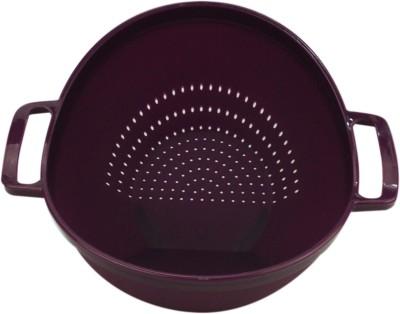 ZEVORA High Quality Purple Washing Strainer & Drainer Strainer(Purple) at flipkart