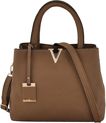 Mark & Keith Women Brown Hand-held Bag