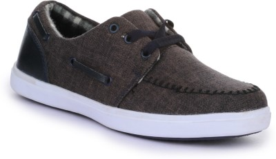 Liberty Boys Velcro Sneakers(Brown