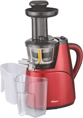 Sunflame COLD PRESS JUICER SF-616 COLD PRESS JUICER 150 Juicer(Red, 2 Jars)