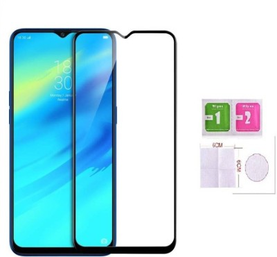 Express Buy Edge To Edge Tempered Glass for Oppo F9, OPPO F9 Pro, Realme 2 Pro, Realme U1, Realme 3 Pro(Pack of 1)