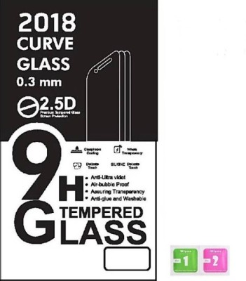 Express Buy Tempered Glass Guard for Samsung Galaxy J1 Ace (Pack of 3)(Pack of 1)