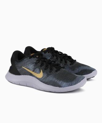 Nike WMNS FLEX 2018 RN Running Shoe For Women(Blue, Black) at flipkart