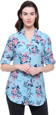 2 Day Casual Full Sleeve Floral Print Women