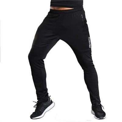 ZESTEEZ Solid Men Black Track Pants