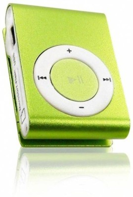 Mezire 11359 16  GB MP3 Player Green, 0 Display